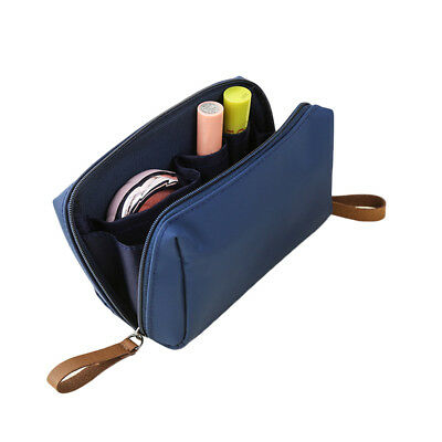 Women Nylon Cosmetic Bag Small Make Up Storage Bags Waterproof Necessities Bag