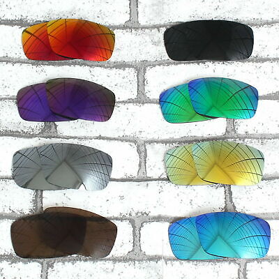 fc300b509a POLARIZED Replacement Lenses for SPY OPTIC Logan Sunglasses-Multiple Options