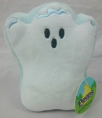 PEEPS Brand Plush Ghost 5 inches tall White Halloween Decoration Gift
