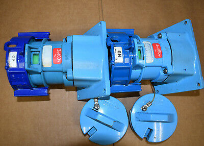 Meltric Corporation DB60 A Receptacle DSM6