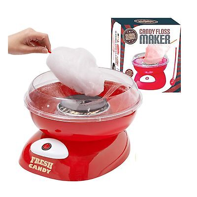 Candy Floss Machine Flavoured Sugar Cotton Wool Home Maker Sweet Present Gift