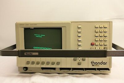 Thandar Ta2000 Logic Analyser