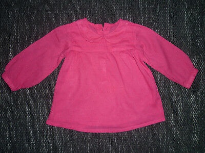 Baby Mädchen Bluse - Gr.68, Early Days, Rosa. Top !