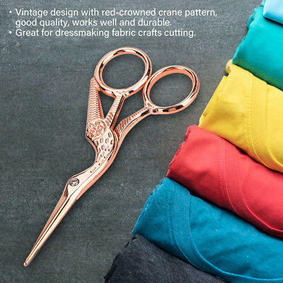 """4.5"""" Tailor Scissors Sewing Tool Dressmaking Upholstery Fabric Cutting Crafts"""