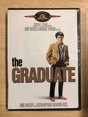 The Graduate (DVD, 1967) - NEW18