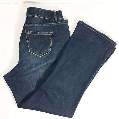 Lane Bryant Womens Jeans Size 16 High Rise Boot Tight Tummy Technology Stretchy