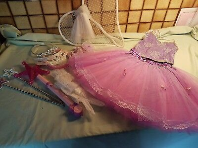 Girls Fairy Outfit With Accessories