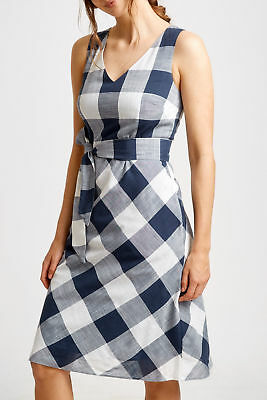 New Sportscraft Napoli Check Dress