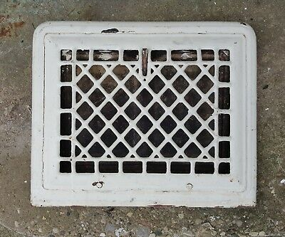 Antique Cold Air Return Vent Grate heating grate