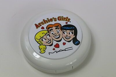 Mac Cosmetics Archie's Girls Flatter Me Limited Edition Swatched Twice W/o Box!!