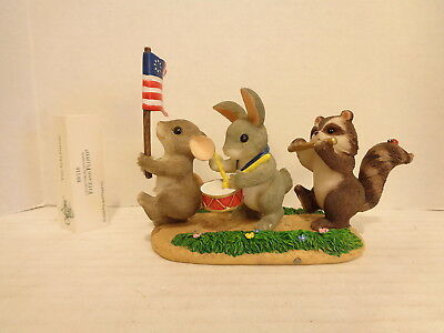 2000 Fritz and Floyd Charming Tails Free to be Friends #89/116 Decoration