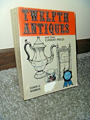 Twelfth Antiques And Their Current Prices - 25Th Anniversary Edition - Fast Ship