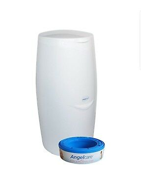 Angelcare Baby Nappy Disposal System Bin 1 Refill Cassette-FAST DISPATCH