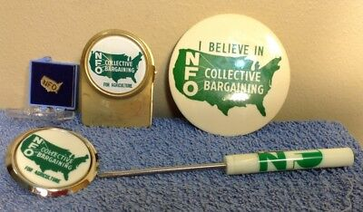 Lot 5 - VTG. National Farmers Organization NFO Collective Bargaining Advertising