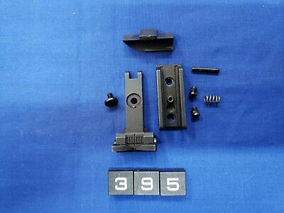 THOMPSON CENTER HAWKEN Rear Front Sight Complete - USED