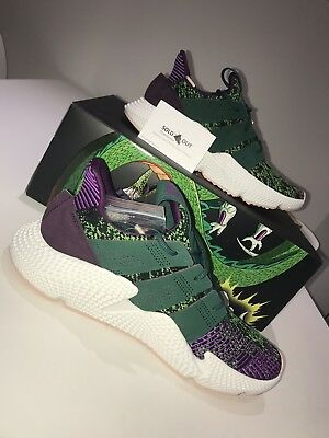 various colors 2f781 74f7f Adidas Prophere X Dragon Ball Z Cell - UK7 RARE LIMITED SUPPLY