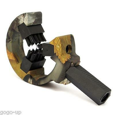 Camouflage Arrow Rest Aluminium Alloy Hunting Archery Capture For Compound Bow