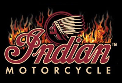 Indian Motorcycle Sticker Decal