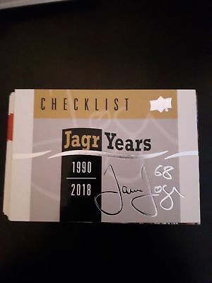 "2018-19 Upper Deck Series 1 ""Jagr Years"" (Pick From List)"