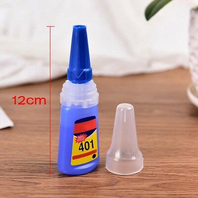 401 Rapid Fix Instant Fast Adhesive Glue Super Stronger Multi Purpose Glue 20g