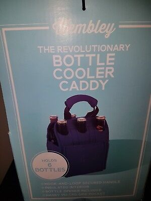Bottle Cooler Caddy (Holds 6 Bottles)