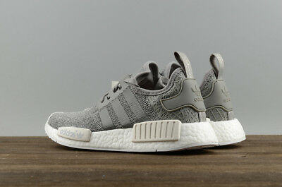 290f517c6 adidas Originals Womens NMD R1 Trainers CH Solid Grey All Sizes RRP £109.99