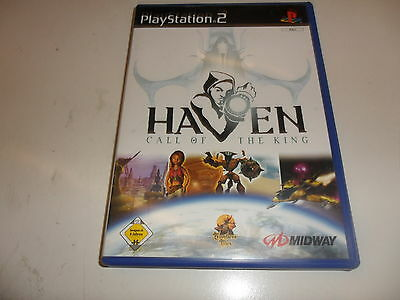 PlayStation 2  PS 2  Haven: Call of the King