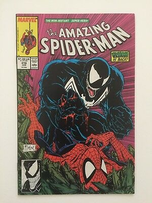 The Amazing Spider-Man #316 (NM) (1989) Marvel