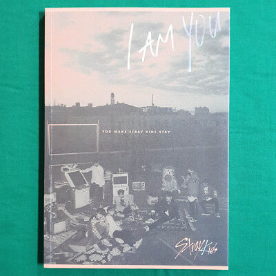 [Pre-Owned/No Photocard] Stray Kids 3rd Mini Album I am You V. I am -CD/Booklet