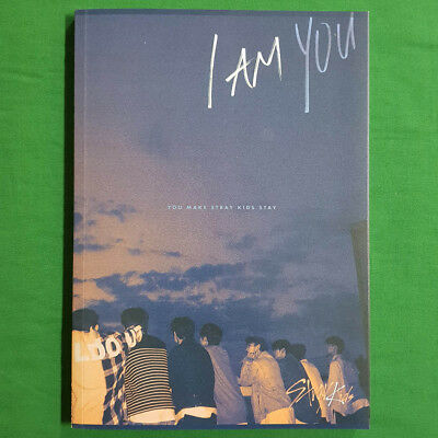[Pre-Owned/No Photocard] Stray Kids 3rd Mini Album I am You V. You -CD/Booklet