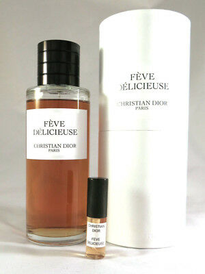 CHRISTIAN DIOR- Feve Delicieuse- Eau de Parfum- 5ml - sample size - 100% GENUINE