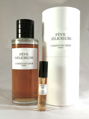 CHRISTIAN DIOR- Feve Delicieuse- Eau de Parfum-10ml - sample size - 100% GENUINE