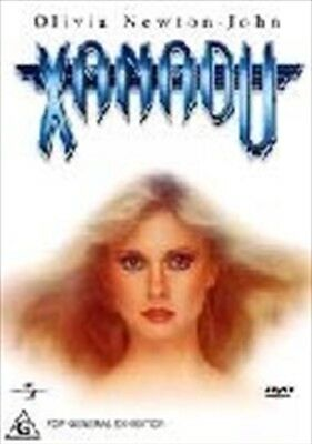 Xanadu (Dvd, 2005) 🍿 [Brand New & Sealed]
