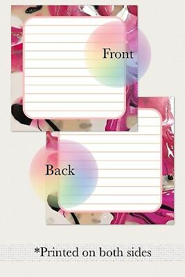 25 Memo Notes Note Cards Lists To Do Reminder Shopping List