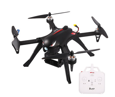 MJX B3 Bugs3 2.4G 4CH 6-Axis RC Quadcopter Drone Brushless Motor Camera-Support