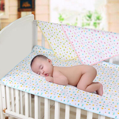 Baby Sheet Bed Pad Durable For Children Baby Use Waterproof Mattress Protector