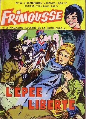 Frimousse N°52 Chateaudun