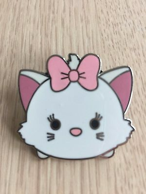 DISNEY PIN MARIE Aristocats Tsum Tsum Series 2 - 1 PIN AS SHOWN
