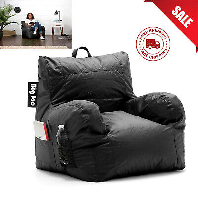 Surprising New Big Joe Inflatable Waterproof Dorm Comfy Bean Bag Chair Evergreenethics Interior Chair Design Evergreenethicsorg