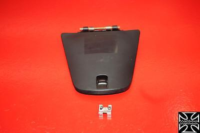 08 2008 Yamaha Morphous 250 Fuel Tank Gas Cap Access Door
