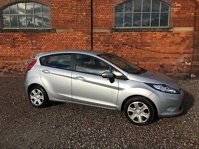 Ford Fiesta 1.4TDCi 2009MY Edge