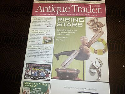 Antique Trader Magazine - May 16, 2012 - Pocket Watches; Childrens Book Art