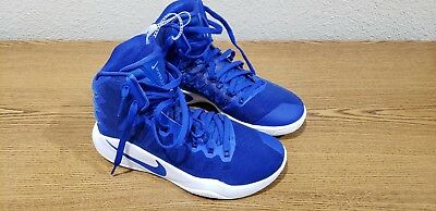 e8f6009744a3 Nike Womens Hyperdunk 2016 High Basketball Shoes Royal Blue 844391-441 Size  7