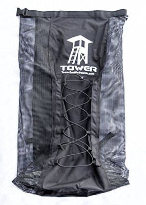 Tower iSUP Backpack - Premium Universal Bag for Inflatable Paddle Boards - Quick