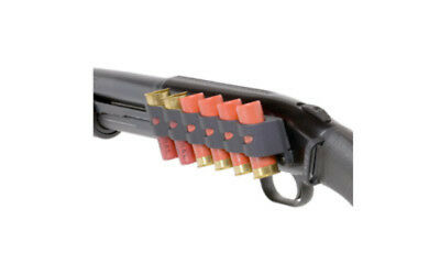 GG&G Side Saddle Angle 12 Gauge Black For Mossberg 500/590 GGG-1515