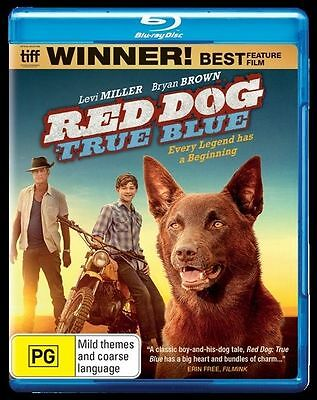 RED DOG - TRUE BLUE (Blu-ray, 2017) [BRAND NEW & SEALED]