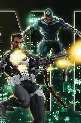 Marvel Knights 20Th #2 (Of 6) Andrews Connecting Variant (21/11/2018)