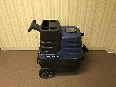 Power - Flite Upright Heated Extractor