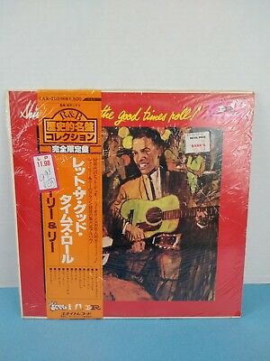 """Shirley & Lee """"Let the Good Times Roll"""" LP 12"""" 33rpm~Japanese~Shrink Wrap~Sealed"""