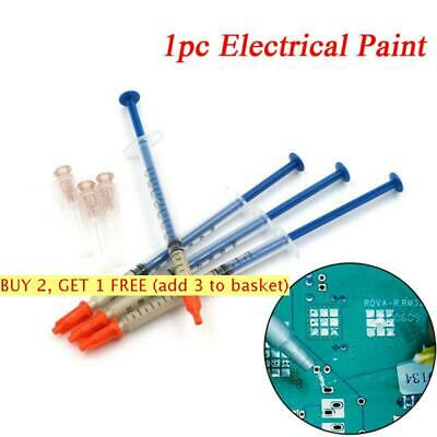 Repair Tools Conduction Paste Electrical Paint Glue Wire Conductive Adhesive